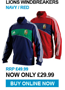 Lions Windbreakers - RRP£49.99 - Now £29.99