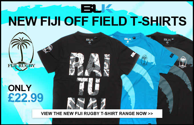 NEW Fiji Off Field T-Shirts