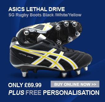 Asics Lethal drive SG Rugby Boots - Only �69.99