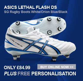 Asics Lethal flash DS SG Rugby Boots - Only �84.99