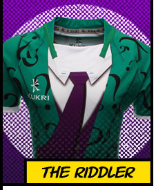NEW Riddler Shirt
