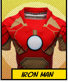 NEW Iron Man Shirt