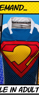 Superman Shirt back in stock
