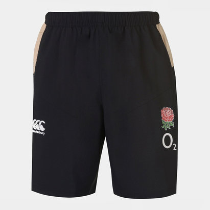 England 2019/20 Woven Gym Shorts Mens