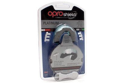 OproShield Platinum Mouth Guard Black/Pearl/Mint