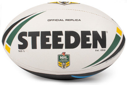NRL Replica Rugby Match Ball