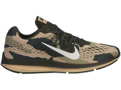 Zoom Winflow 5 Camo Mens Running Shoes