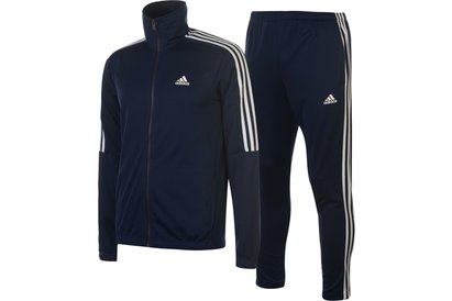 Tiro Poly Track Suit Mens