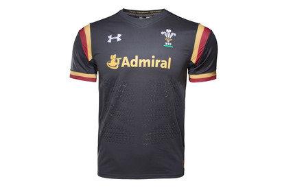 Wales WRU 2016/17 Alternate Replica Rugby Shirt