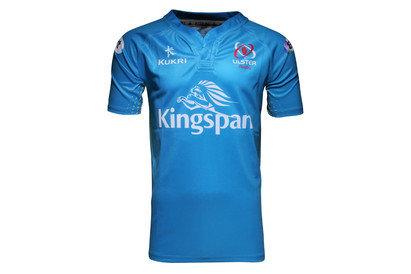 Ulster 2016/17 Alternate Replica Rugby Shirt
