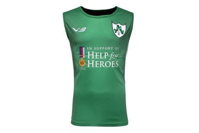 Help for Heroes Ireland Rugby Vest