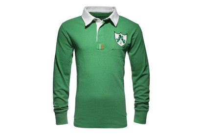 Ireland Kids Vintage Rugby Shirt