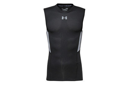 HeatGear CoolSwitch Compression Sleeveless T-Shirt