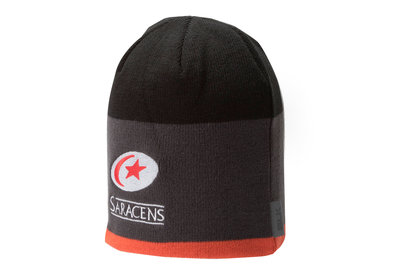 Saracens 2016/17 Players Rugby Beanie