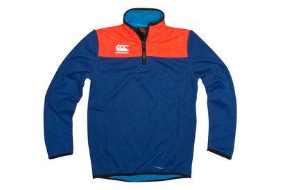 Vapodri Kids 1/4 Zip Thermal Training Jacket
