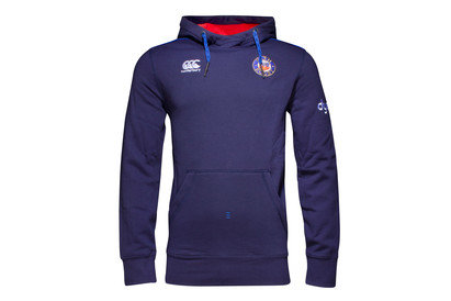 Bath 2016/17 Hooded Rugby Sweat