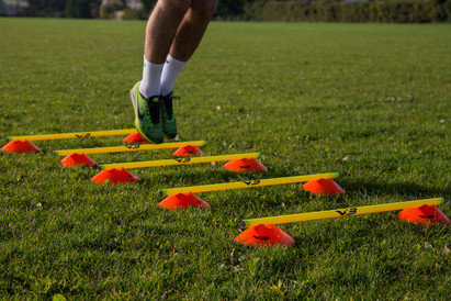 Cone Agility Ladder - Set of 10