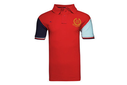 Help For Heroes WBR S/S Rugby Polo Shirt