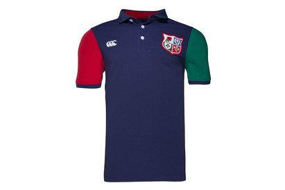 British & Irish Lions 1888 Pique Rugby Polo Shirt