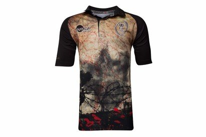 Army Rugby Union 2016 Battle of the Somme Commemoration Rugby Shirt