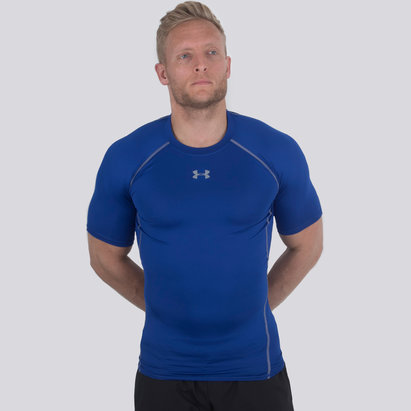 HeatGear Armour Compression S/S T-Shirt