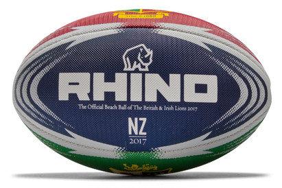 British & Irish Lions 2017 Beach Rugby Ball