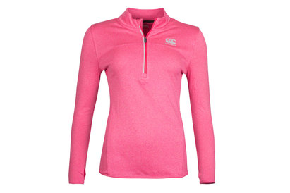 CCC Vapodri Poly Ladies 1/4 Zip Training Top