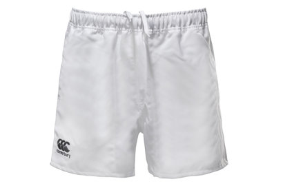Professional Youth Poly Twill Rugby Shorts