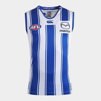 North Melbourne AFL 2020 Away Guernsey