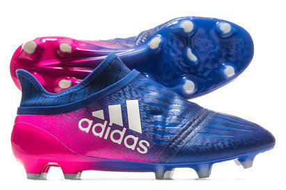 X 16+ Pure Chaos Kids FG Football Boots