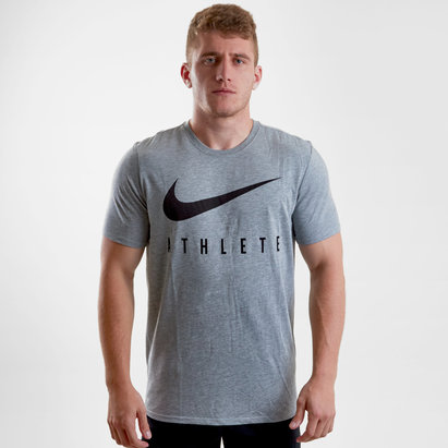 Dry Swoosh Athlete Training T-Shirt