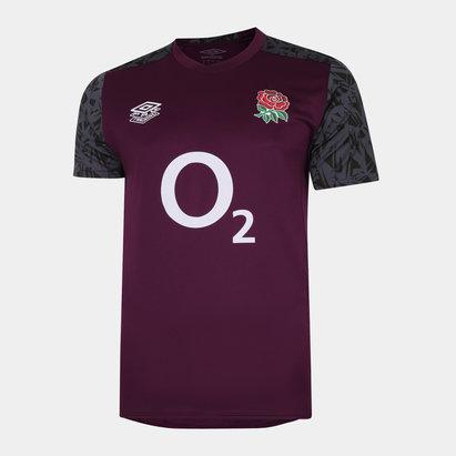 England Gym T Shirt Mens