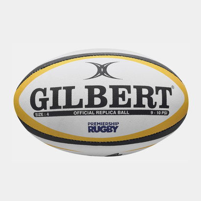 Wasps Replica Rugby Ball