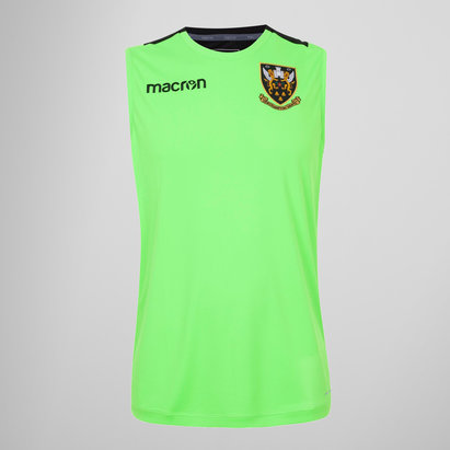 Northampton Saints 2017/18 Players Rugby Training Singlet