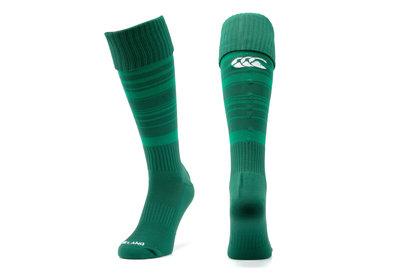 Ireland IRFU 2017/18 Home Players Rugby Socks