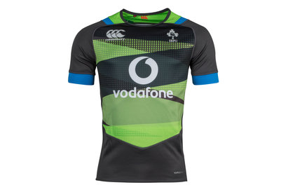 Ireland IRFU 2017/18 Pro S/S Rugby Training Shirt
