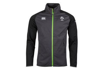 Ireland IRFU 2017/18 Players Anthem Rugby Jacket