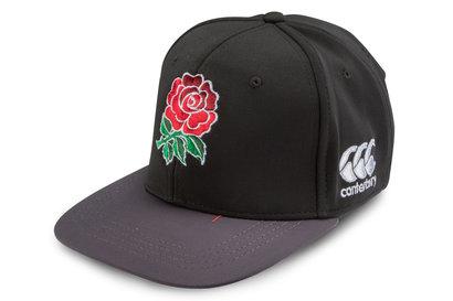 England 2017/18 Flat Peak Rugby Cap