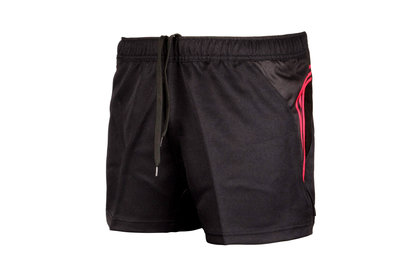 Saracens 2017/18 Home Players Rugby Shorts