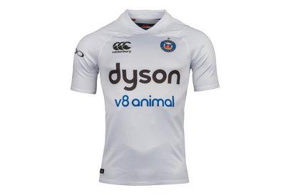 Bath 2017/18 Alternate S/S Pro Rugby Shirt