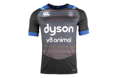 Bath 2017/18 Pro S/S Rugby Training Shirt