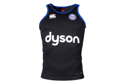 Bath 2017/18 Players Rugby Training Singlet