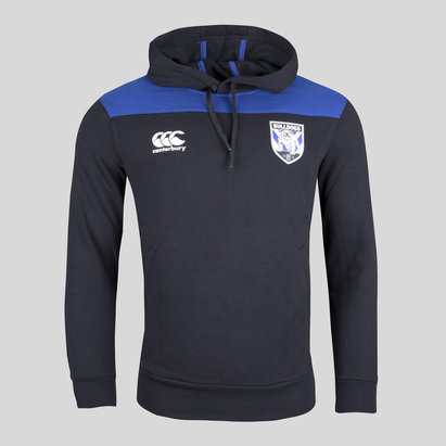 Canterbury Bulldogs NRL 2018 Hooded Rugby Sweat