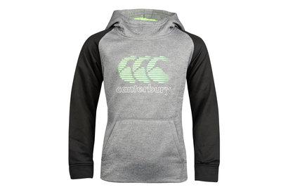 Vaposhield Kids Fleece Hooded Rugby Sweat