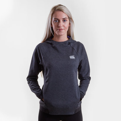 Vaposhield Ladies Hooded Training Sweat