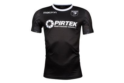 New Zealand Kiwis 2017/18 Rugby League S/S Training Shirt