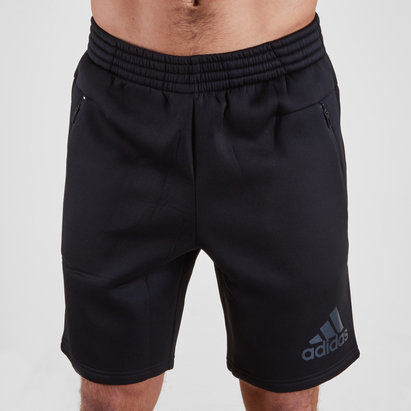 New Zealand All Blacks 2018 Lux Rugby Off Field Shorts