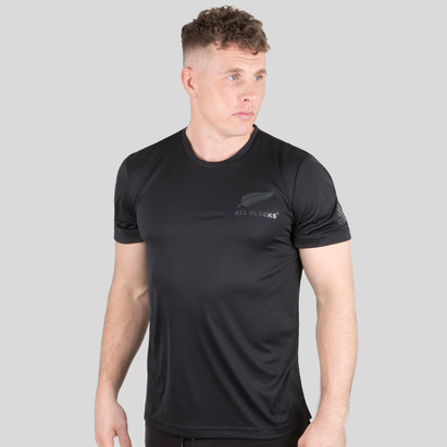 New Zealand All Blacks 2018/19 Players Performance T-Shirt