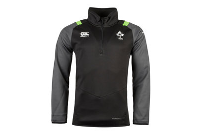 Ireland IRFU 2017/18 Thermoreg 1/4 Zip Rugby Training Top