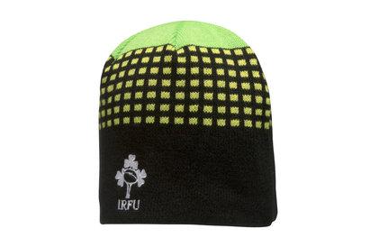 Ireland IRFU 2017/18 Fleece Rugby Beanie Hat